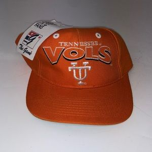 Vintage Snapback Tennessee vols hat new with tags